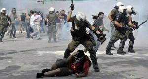 VIDEO. Confruntări violente la Atena şi Salonic