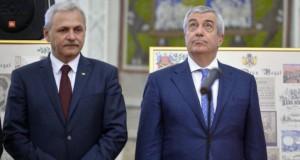 """Se cere """"demisia imediată"""" a lui Tăriceanu și Dragnea"""