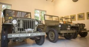 Jeep-urile istorice ale Regelui MIhai I s-au întors în țară