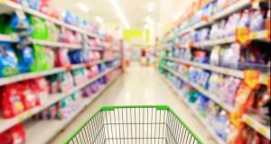 """Imaginea zilei: promoţie """"surpriză"""" la salam într-un supermarket din Moldova"""