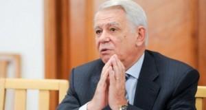 Decizia lui Meleșcanu cu privire la mesajul SUA, după ieșirea din biroul președintelui Senatului