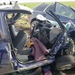 Accident atroce în Mureș: două persoane au decedat pe loc, alte două sunt grav rănite