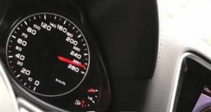 """VIDEO. Tânăr teribilist, VITEZĂ RECORD pe autostradă: """"Am Audi A4 și când apăs accelerația…"""""""