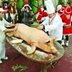 Când se taie, de fapt, porcul pentru Crăciun. Multă lume nu ştie!