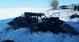 Groaznic accident cu puțin timp în urmă. O mașină, spulberată: 4 angajați ai Poștei au murit