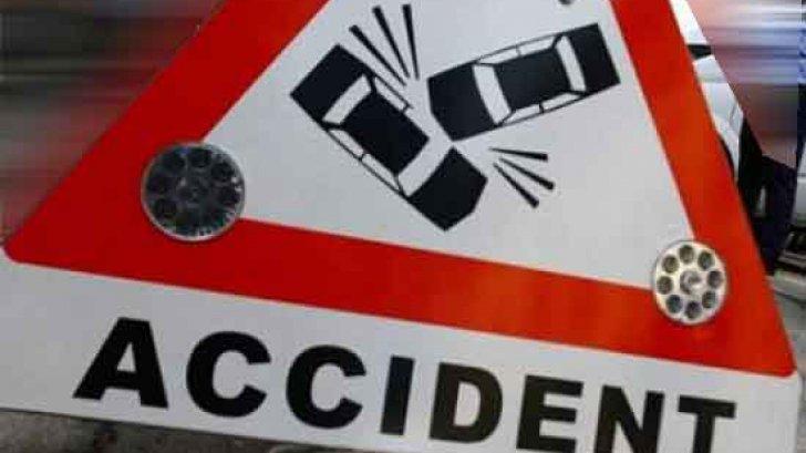 Accident groaznic