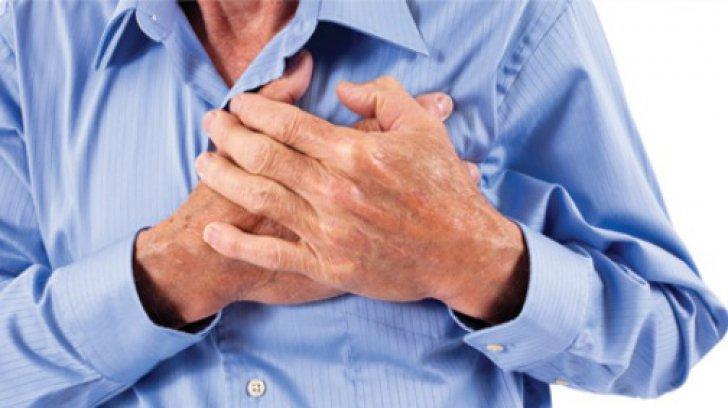 Semnul care îţi arată că eşti predispus la infarct