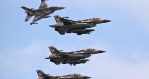 Avioane israeliene au bombardat ținte Hamas în Fâșia Gaza
