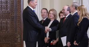 Toader și Iohannis, prima întâlnire după scandalul din DNA. Care a fost tema discuţiei