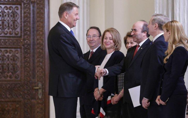 Toader și Iohannis, prima întâlnire după scandalul din DNA. Care a fost tema discuţiei / Foto: Inquam Photos / Octav Ganea
