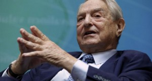 """Contestat de populiștii lumii, George Soros e desemnat """"personalitatea anului"""" la Financial Times"""