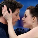 Tessa Virtue şi Scott Moir, o nouă medalie de aur la patinaj, la Jocurile Olimpice de Iarnă