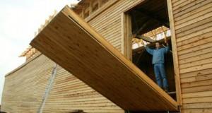 Arca lui Noe, construită de un milionar. Cum arată?