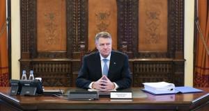 Iohannis îi invită pe investitorii americani să vină cu idei la Proiectul de țară al României