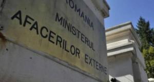 MAE susţine declaraţia Înaltului Reprezentant al UE pentru Afaceri Externe privind anexarea Crimeei
