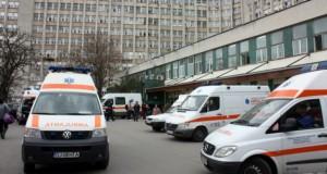 Bătaie la spital – o tânără a fost agresată de agenţii de pază ai Spitalului Judeţean Craiova