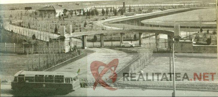 Imagine rară. Așa arăta terenul pe care avea să fie construit stadionul Steaua în 1972