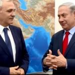 """Dragnea, către Iohannis: """"Declaraţia, violentă. Da, am o relaţie bună cu Netanyahu. E infracţiune?"""""""