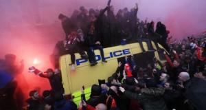LIVE BLOG. Nebunie la Liverpool înaintea meciului cu Roma. Formula completă a echipelor de start