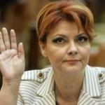 Lia Olguța Vasilescu, așteptată să spargă greva