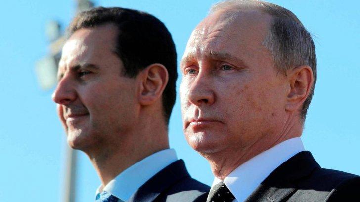 Rusia, reacție la atacul SUA din Siria