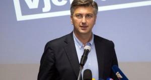 Premierul Croaţiei, primit de Klaus Iohannis şi Viorica Dăncilă