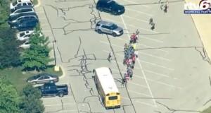 Atac armat la o școală din Indiana, SUA. Mai mulți răniți