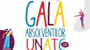 O nouă generaţie de artişti iese la rampă. Gala Absolvenților UNATC 2018