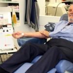 A murit cel mai mare donator de sânge