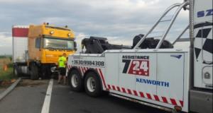 Ungaria: Un nou accident grav în care sunt implicaţi români
