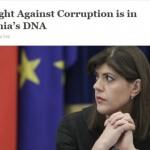 Kovesi, interviu în presa din Londra: Nu exclud OUG pe codurile penale. Aștept decizia președintelui