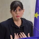 Laura Codruța Kovesi află dacă va fi sancționată de CSM pentru neprezentarea la comisia de anchetă