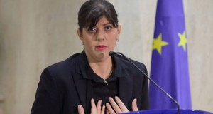 Laura Codruța Kovesi, prima reacție după decizia CCR privind revocarea din funcție