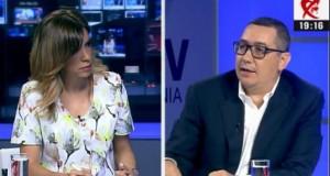 Ponta: Discursul lui Dragnea de la miting a fost delirant. Oamenii n-au înțeles de cine să-l apere