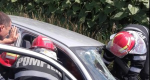 Accident grav în județul Constanța