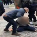 Colaboratorul lui Macron care lovea protestatari, inculpat
