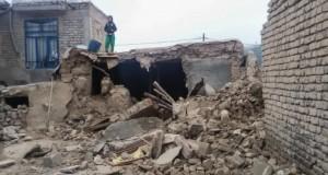Cutremur violent în Iran: peste 140 de răniţi
