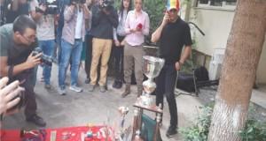 Marian Drăgulescu, protest la MTS. UPDATE. Răspuns incredibil primit vineri de la INMS