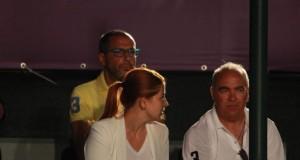 Moment stânjenitor, ministrul Sporturilor Ioana Bran a vrut să intre fără bilet