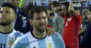 Lionel Messi s-a bătut la vestiare cu un coechipier. Totul a ieşit la suprafaţă