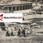 Stadionul Dinamo – imagini senzaţionale de la construirea arenei din Ştefan cel Mare în 1951