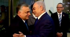"""Premierul Ungariei, primul oaspete în """"statul-naţiune al poporului evreu"""" – Israel"""