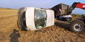 Accident grav, patru copii răniți din cauza unui șofer băut