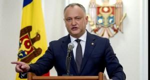 Igor Dodon, atac fără precedent la adresa unioniştilor