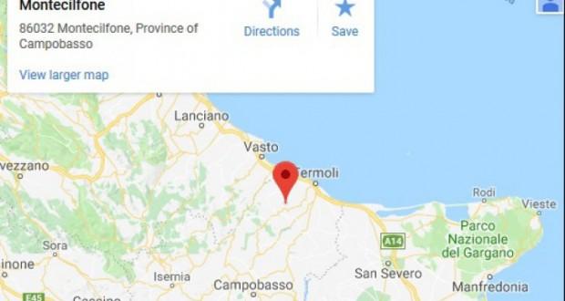 Italia, lovită și de cutremur. Un seism puternic a avut loc după miezul nopții
