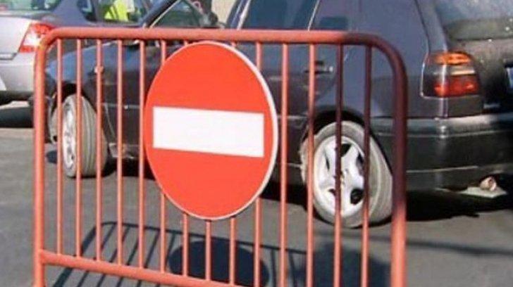 STRADA ARMENEASCĂ. Restricţii de trafic, de vineri până duminică, în Bucureşti