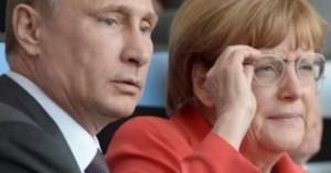 """Kremlin: Scopul întrevederii Merkel-Putin, """"sincronizarea ceasurilor"""" pe chestiuni urgente"""