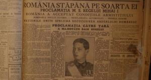 TULBURĂTOR! Iată cum trăiau românii zilele cumplite de după 23 august 1944! Avem ziarul Universul!