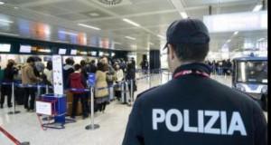 Un român a fost arestat într-un aeroport din Italia