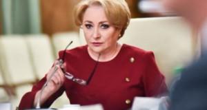 Viorica Dăncilă, prima declarație înainte de CEx